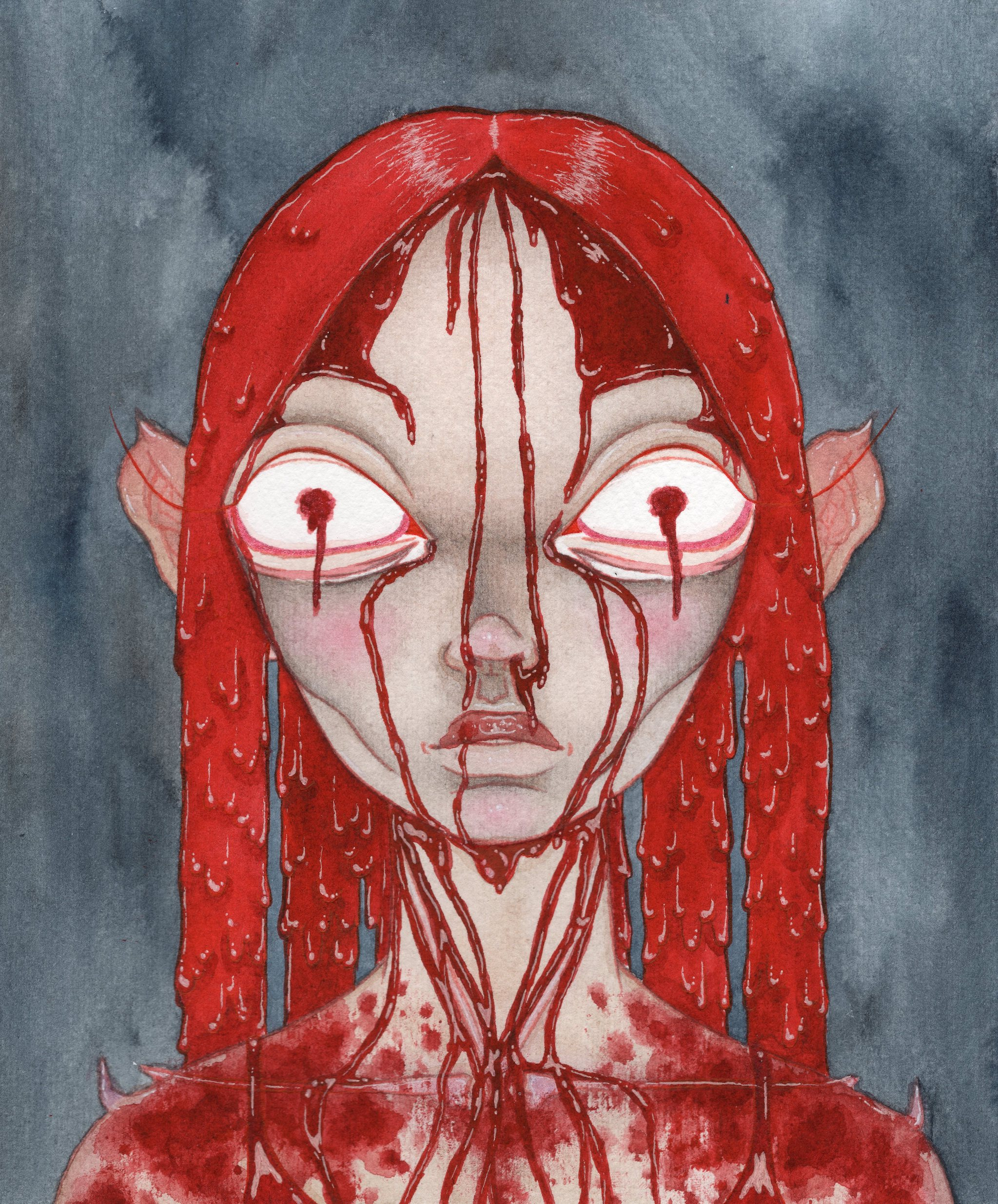 'Carrie' Print